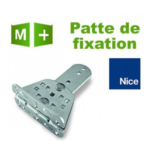 PLA14 Patte fixation pilier...