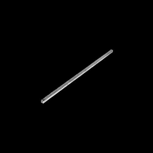 Crémaillère Galva 22x22