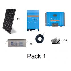 Pack Photovoltaïque n°1