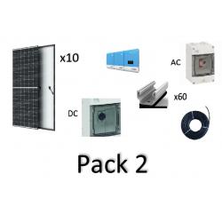 Pack Photovoltaïque N°2