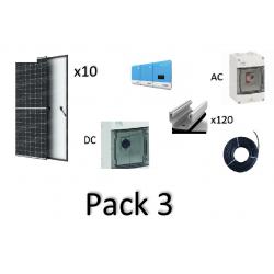Pack Photovoltaïque N°3